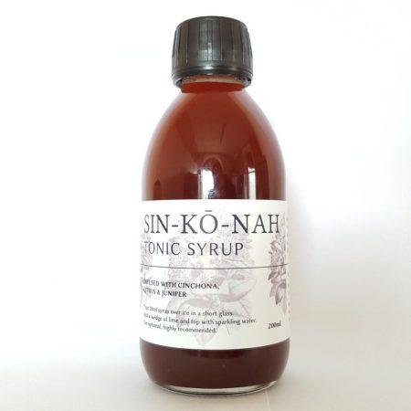 Sin-kō-nah Tonic Syrup