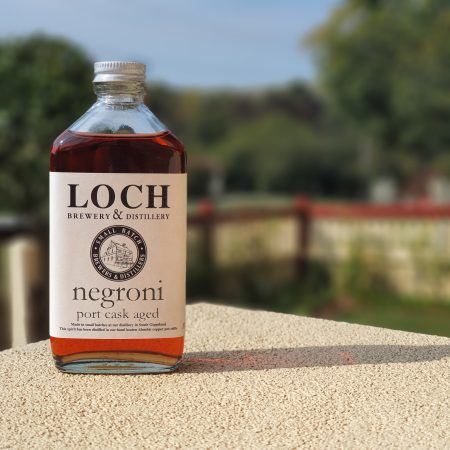 Negroni - port cask aged (flask)
